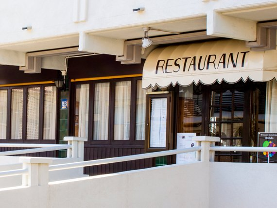 restaurant park 21